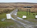 Hut at the Tank Range - geograph.org.uk - 658079.jpg