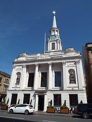 Hutchesons' Hall - Wikipedia