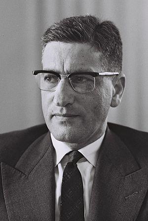 Yitzhak Nebenzahl - Yizhak Ernst Nebenzahl, 1962