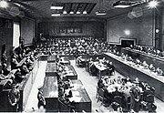 IMTFE court chamber