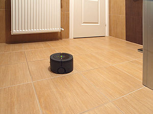 Scooba (brand) - iRobot Scooba 230 floor washing robot