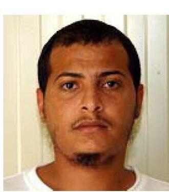 Musab Omar Ali Al Mudwani - Image: ISN 00839, Musab Omar Ali al Mudwani