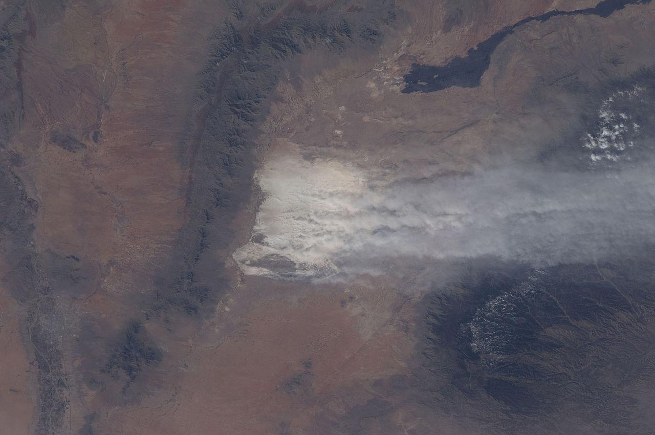 dust storms nasa - photo #14