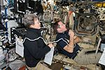 ISS-50 Peggy Whitson and Thomas Pesquet in the Destiny lab.jpg