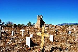 Taos Pueblo, New Mexico - Taos Pueblo Cemetery