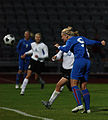 Iceland - Estonia-2011 FIFA Women's World Cup qualification UEFA Group 1 (3931267354).jpg