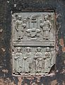 Icone- Hetimasie et saints militaires, Constantinople, end of 10th, beginning of 11th century (3836862785).jpg