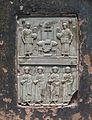 Icone- Hetimasie et saints militaires, Constantinople, end of 10th, beginning of 11th century (3836862785).jpg
