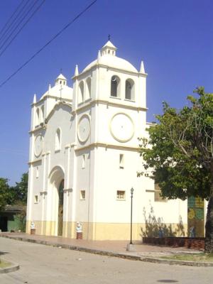 Chiriguaná - Chiriguana church