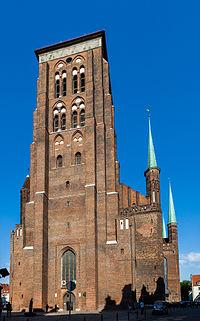 Iglesia de Santa María, Gdansk, Polonia, 2013-05-20, DD 14