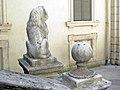 Il Leone. Scalinata monumentale di Piazza Pianciani, Spoleto.jpg