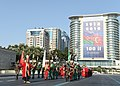 Ilham Aliyev and Recep Tayyip Erdogan attended the parade dedicated to 100th anniversary of liberation of Baku 31.jpg