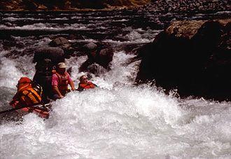Illinois River (Oregon) - Illinois River Rafters