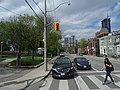 Images taken out a west facing window of TTC bus traveling southbound on Sherbourne, 2015 05 12 (66).JPG - panoramio.jpg