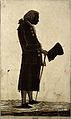 Immanuel Kant. Aquatint silhouette. Wellcome V0003180.jpg