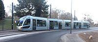 Inauguration de la branche vers Vieux-Condé de la ligne B du tramway de Valenciennes le 13 décembre 2013 (024).JPG