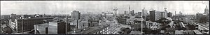 Timeline of Indianapolis - Downtown Indianapolis, c. 1914