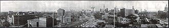History of Indianapolis - Indianapolis in the early 20th century, likely c. 1914