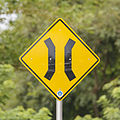 Indonesia Traffic-signs Warning-sign-03.jpg