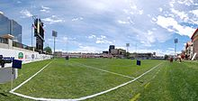 Rugby Field at Glendale, Colorado