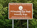 Information Board forThe Kilfeaghan car park and amenity area - geograph.org.uk - 1396342.jpg