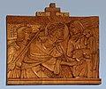 Ingolsheim-St Michael-Kreuzweg-08-Jesus begegnet den weinenden Frauen-gje.jpg