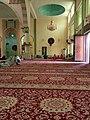 Inside of the Central Juma'at Mosque BUK.jpg