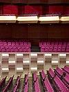 interieur, overzicht wand van de grote zaal - rotterdam - 20534690 - rce