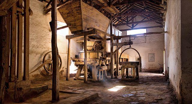 4-10th place:  Mill of San José de Jáchal, by Marcelo Zalazar