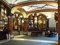Interior of Palau de la Música Catalana.JPG