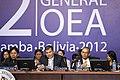Intervención del Presidente del Ecuador Rafael Correa en la Asamblea General de la OEA (7337475500).jpg