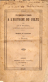 Introduction à l'histoire du culte, Richard Whately, 1849.tiff
