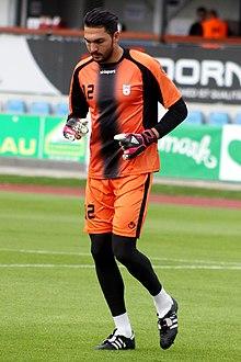 Alireza Haghighi - Wikipedia