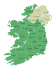 Ireland trad counties named ga.svg