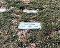 Isaac E. Korn grave 1988 Elmhurst.jpg