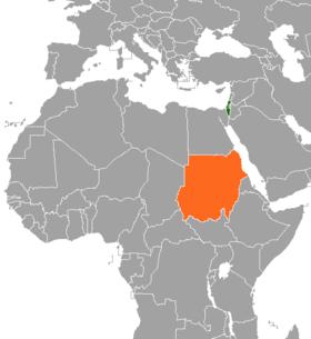 Relations entre Israël et le Soudan — Wikipédia