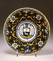Italian - Plate with Shield Showing the Lamb of God - Walters 481353.jpg
