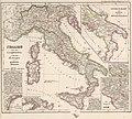 Italien unter den Langobarden, nebst den Besitzungen der griechischen Kaiser (Spruner, 1854).jpg