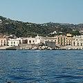 Italy Lipari Faro di Marina Corta from sea.jpg