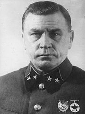 Ivan Galanin - Image: Ivan Galanin Major General