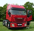 Iveco Stralis cab at Southern Vectis Bustival.JPG