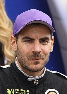 Jérôme Grosset-Janin French rally driver