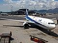 JA603A - 767-381 ER - All Nippon Airways - Hong Kong (9116848470).jpg