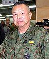 JGSDF Lieutenant General Kazushige Izumi 泉一成陸将 (Army mil-27107-2008-12-12-201254).jpg