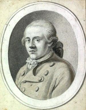 Jakob Michael Reinhold Lenz - Image: JMR Lenz rotate