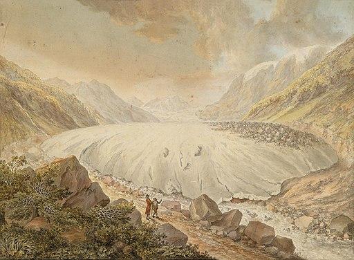 JN 1799 Am Fuße der Pasterze