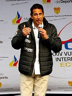 José Francisco Cevallos Ecuadorian footballer