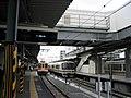 JRW Nara Line trains at Nara Station 2006-04-03.jpg
