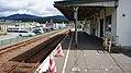 JR Hidaka-Main-Line Samani Station Platform.jpg
