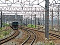 JR Senrioka Station platform - panoramio (6).jpg